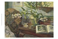 Evie's Orchid Fine Art Print