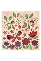 Garden Day Fine Art Print