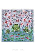 Frog Pond Fine Art Print