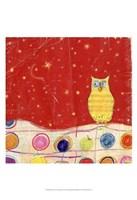 Feathers, Dots & Stripes I Fine Art Print
