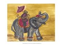 Delhi Parade I Fine Art Print