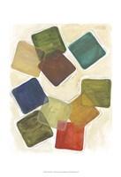 Color Bloc I Fine Art Print