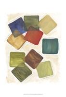 Color Bloc II Fine Art Print