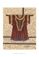 Primary Kimono III Fine Art Print