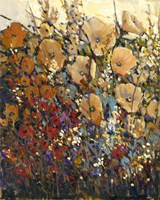 Bright & Bold Flowers I Fine Art Print