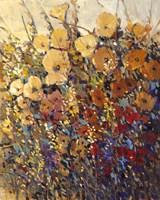 Bright & Bold Flowers II Fine Art Print