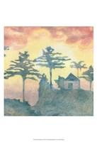 The Rising Sun I Fine Art Print
