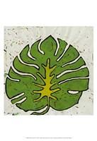 Planta Green IV Fine Art Print