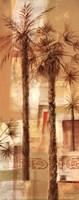 Palm Panel I Fine Art Print