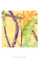 Jungle Monotype V Fine Art Print