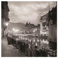 Ponte di Notte (RZ009-A) Fine Art Print