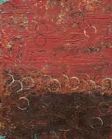 Rustic Industrial XIV Fine Art Print