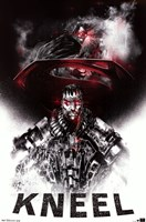 Man of Steel - Zod Framed Print