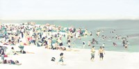 The Beach Fine Art Print