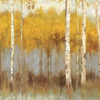 Golden Grove I - Mini Fine Art Print