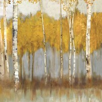 Golden Grove II- Mini Fine Art Print