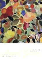 August Garden Fine Art Print