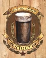 Crafted Beer Framed Print