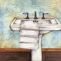 Cleanse Bath Fine Art Print