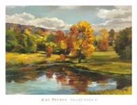 Valley Oaks II Fine Art Print