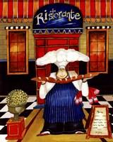 Ristorante - mini Fine Art Print