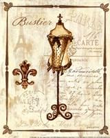 Paris Bustier - mini Framed Print