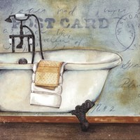 Soothing Bath Fine Art Print