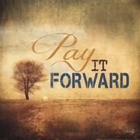 Pay It Forward Fine Art Print