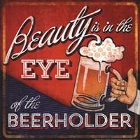 Beerholder Fine Art Print