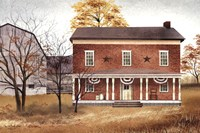 The Old Tavern House Fine Art Print
