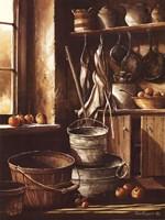 Mudroom Menagerie Fine Art Print