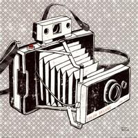 Vintage Analog Camera Fine Art Print