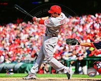 Joey Votto 2013 Action Fine Art Print