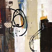 Abstract Collage III Fine Art Print