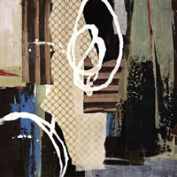 Abstract Collage IV Fine Art Print