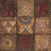 Mosaic III - Detail I Fine Art Print