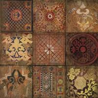 Mosaic III - Detail II Fine Art Print
