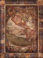 Orbis Terra Fine Art Print