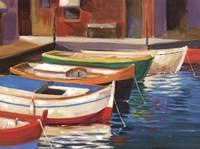 Canal Street I Fine Art Print