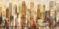 City Limits Fine Art Print