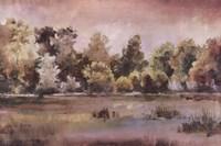 Echo Lake Fine Art Print