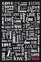 Love YOU Fine Art Print