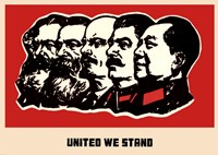 United We Stand Fine Art Print