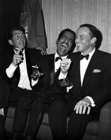 The Rat Pack Fine Art Print