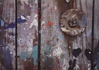 Aegean Brushstrokes V Fine Art Print