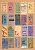 Ticket to Ride Fine Art Print