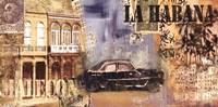 La Habana Fine Art Print