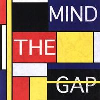 Mind The Gap Fine Art Print