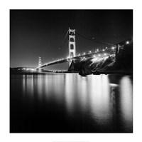 Golden Gate Study Fine Art Print