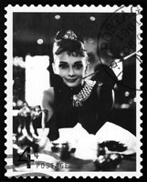 Movie Stamp II Fine Art Print